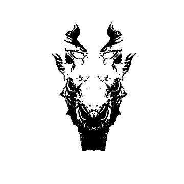 Dragon Skull by spartan4279