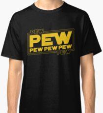 Star Wars Pew Pew! Classic T-Shirt
