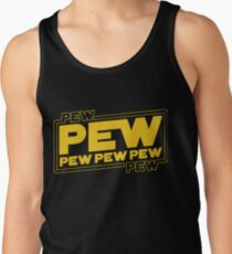 Star Wars Pew Pew! Tank Top