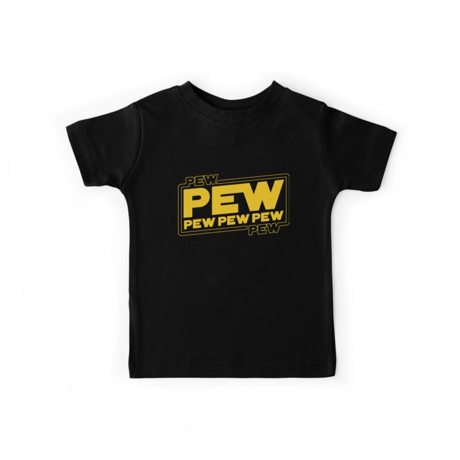 Star Wars Pew Pew! by GeekyAlliance