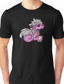 Cherry Blossom Dragon Unisex T-Shirt