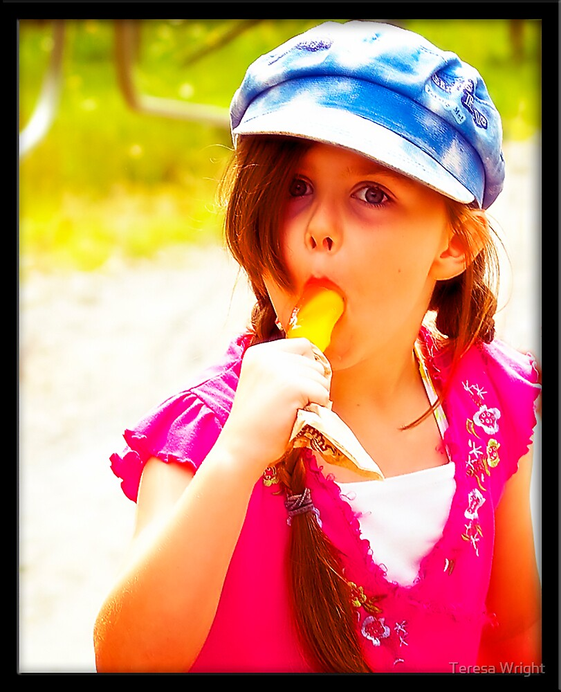 POPsicle by Teresa Wright