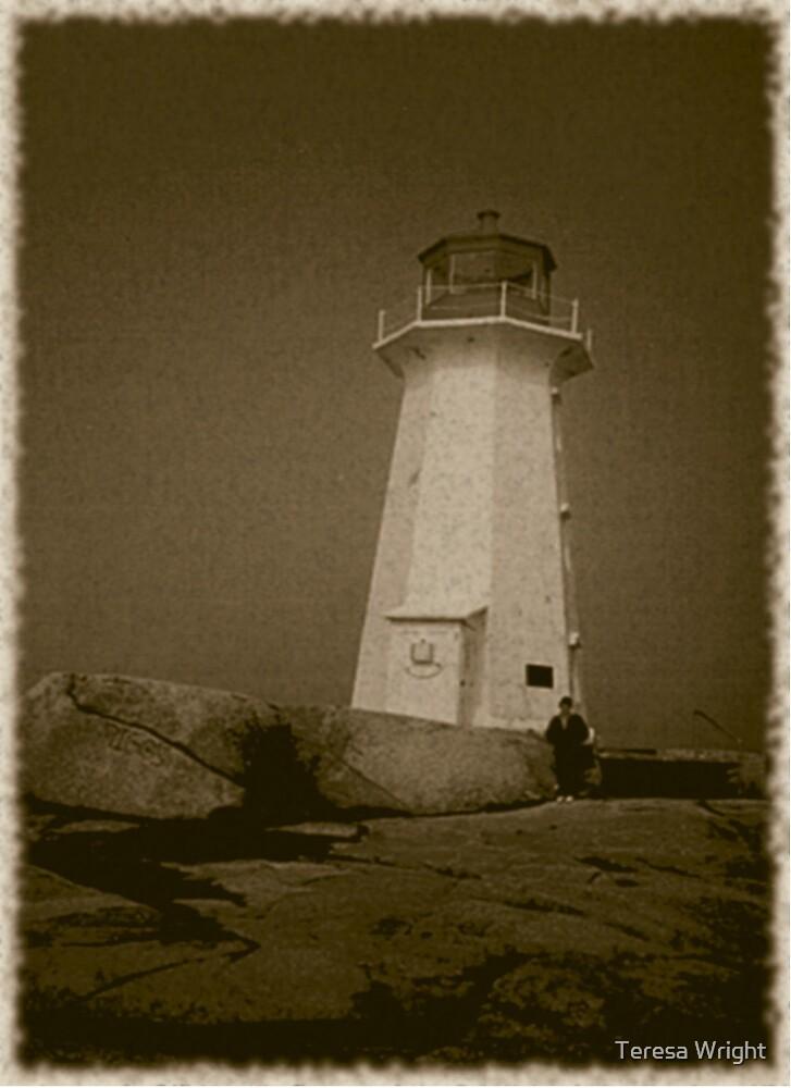 Farewell to Nova Scotia by Teresa Wright