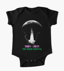 The space shuttle One Piece - Short Sleeve