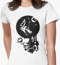 werewolves Womens Fitted T-Shirt
