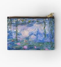 Claude Monet - Water Lilies Studio Pouch
