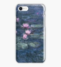 Claude Monet - Water Lilies iPhone Case/Skin
