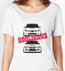 Hooligans Women's Relaxed Fit T-Shirt