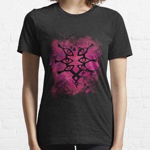 Grimleal Splatter Essential T-Shirt