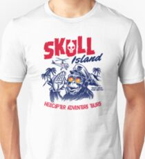 Skull Island Helicopter Adventure Tours T-Shirt