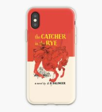 Catcher in the Rye iPhone Case