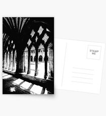 Canterbury Cathedral:Cloisters Postcards