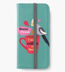 Hocus Pocus iPhone Wallet/Case/Skin