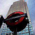 Underground, overground, above the ground...! by Andy Harris