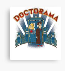 doctorama Canvas Print