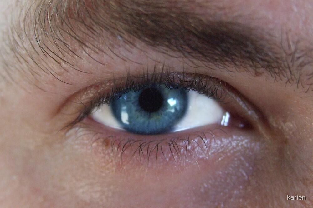 Blue eyes by karien