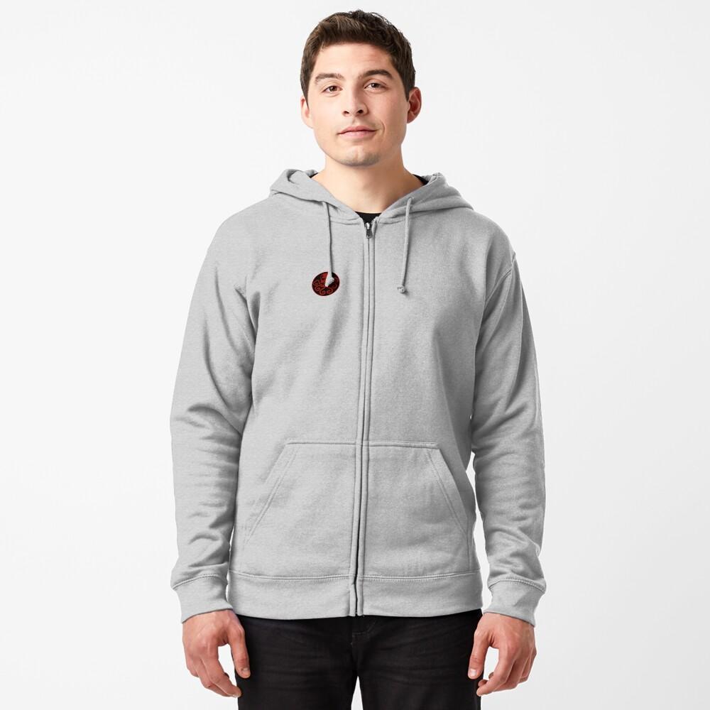 Standard WARS Logo Zipped Hoodie