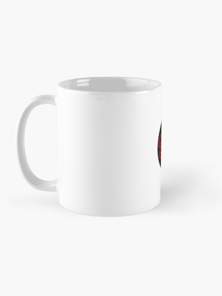 Alternate view of Standard WARS Logo Mug