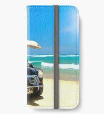 Mini surfer iPhone Wallet/Case/Skin