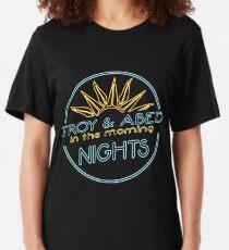 Nights!!!!!! Slim Fit T-Shirt