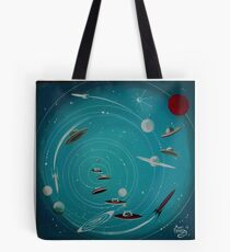 Space Hole 2 Tote Bag