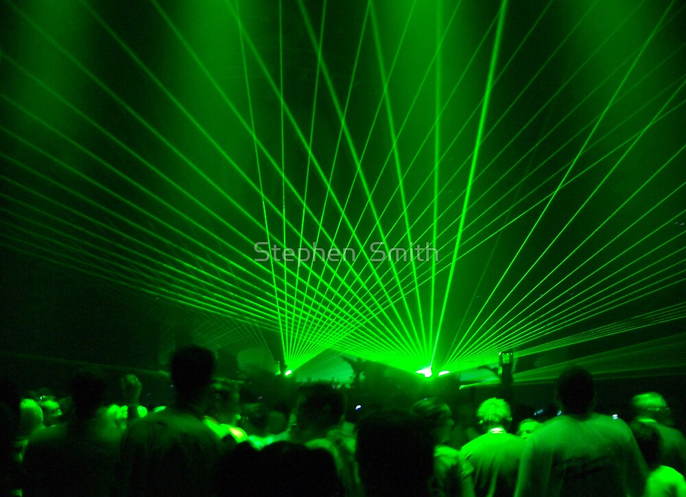 Lasers by Stephen  Smith