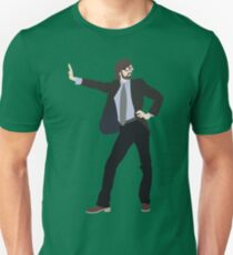 Dance Like Jarvis Cocker Unisex T-Shirt