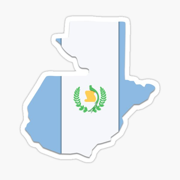 Guatemala Sticker