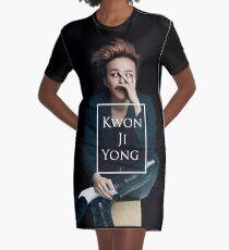 Kwon Ji Yong T-Shirt Kleid