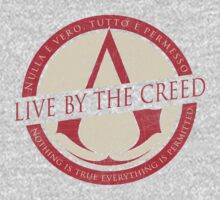 Live by the Creed | Unisex T-Shirt
