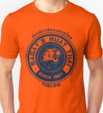 Camiseta unisex Muay Thai de Sagat