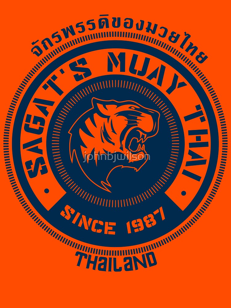 Sagat's Muay Thai | Unisex T-Shirt