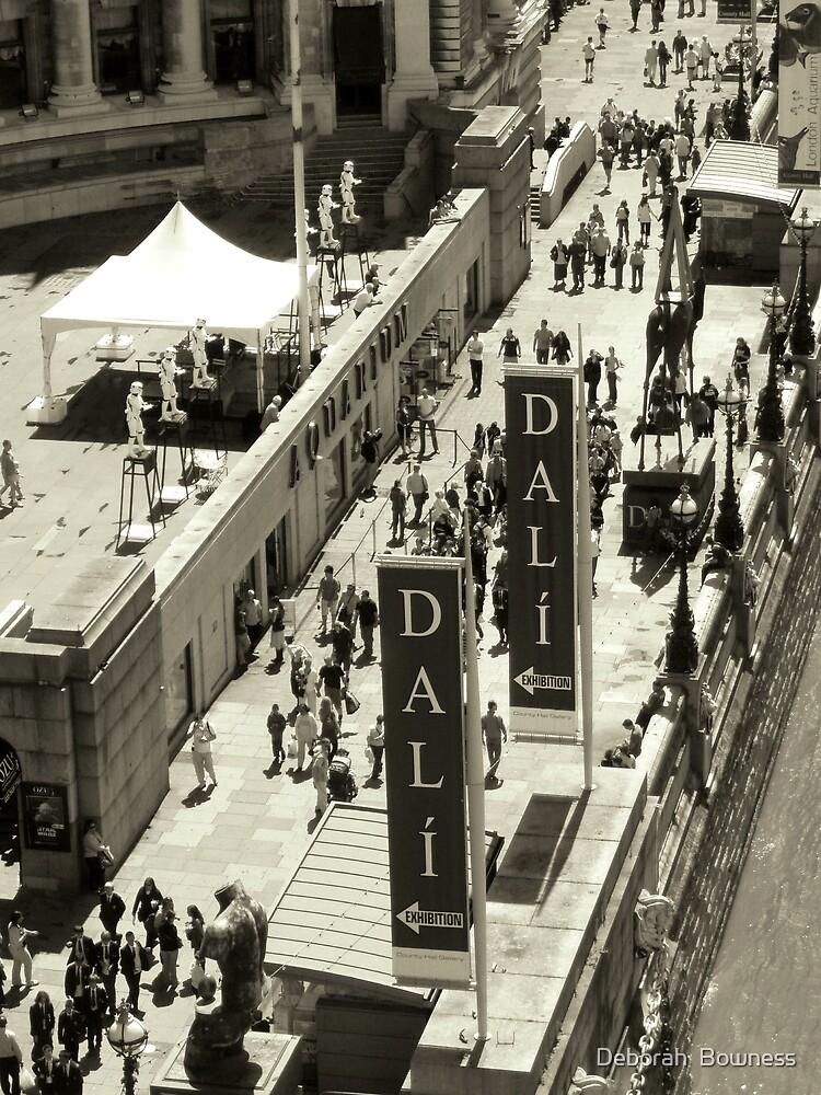 Dali Exhibition by Deborah  Bowness