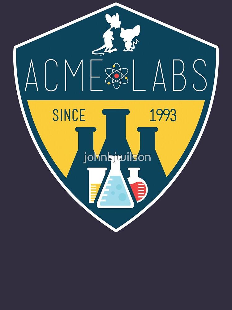 TShirtGifter presents: Acme Labs 2 | Unisex T-Shirt