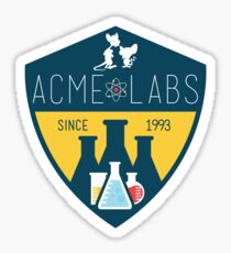 Acme Labs 2 Sticker