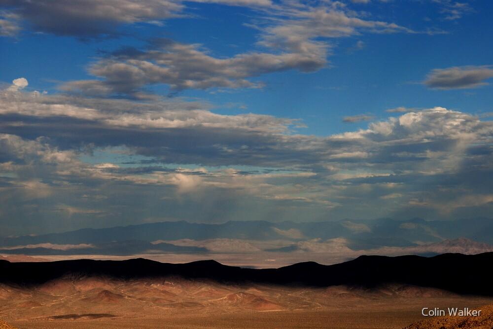 Big Sky by Colin Walker
