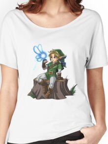 Chibi Link Women's Relaxed Fit T-Shirt