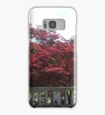 Red Crown Samsung Galaxy Case/Skin