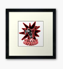 Wololo Corporation! Age of empires monk Framed Print