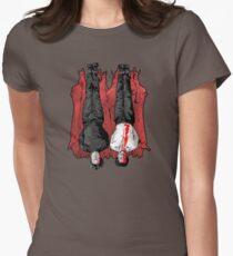 Hannibal - Muskrat Farm Womens Fitted T-Shirt