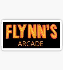 Flynn's Arcade Sticker