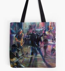 Pop Standen - Beach Break Bar Tote Bag
