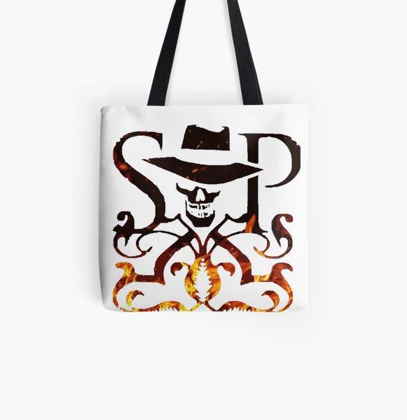 Skulduggery Pleasant All Over Print Tote Bag
