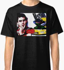 Ayrton Senna Pop Art - F1 Classic T-Shirt
