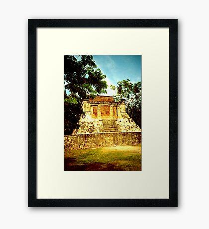 Sovereign Framed Print