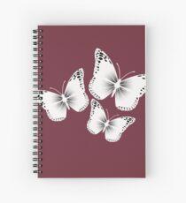 Butterfly Bliss Spiral Notebook