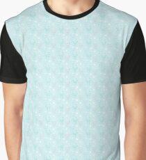 Fennec Fox Flowery Fun Graphic T-Shirt