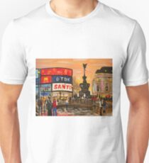 London Piccadilly Unisex T-Shirt