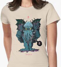 Strange Aeons Women's Fitted T-Shirt