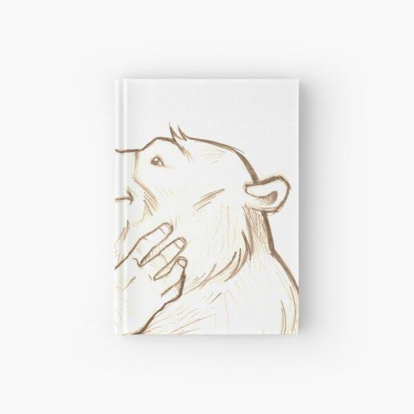 BEAR KISS Hardcover Journal
